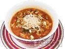Рецепта Пуста - супа с говеждо месо и чушки